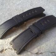 Audemars Piguet black saffiano
