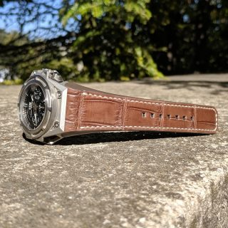 Linde_werdelin_brown_alligator_strap