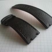 Audemars Piguet black saffiano strap