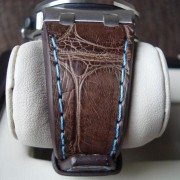 Audemars Piguet strap brown crocodile
