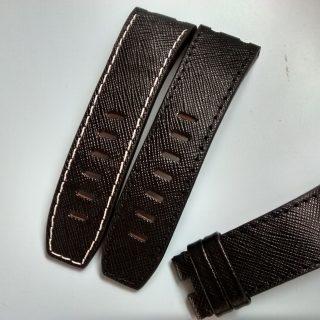 AP Diver saffiano straps wisentex