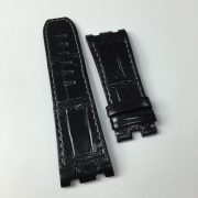 AP alligator black strap wisentex