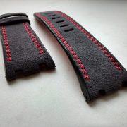 AP grey alcantara strap wisentex