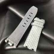 Grey Python AP strap wisentex